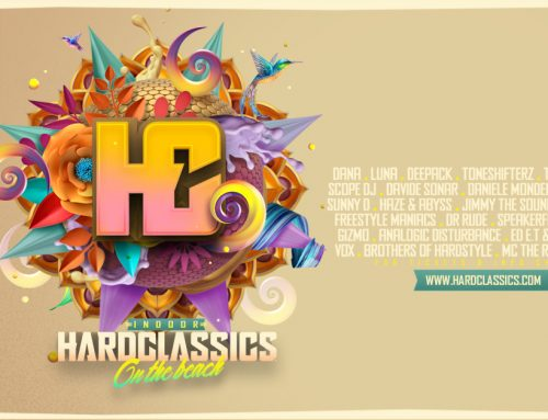 HardClassics on the Beach Indoor 2018